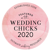 Badge Publiés sur Wedding chicks