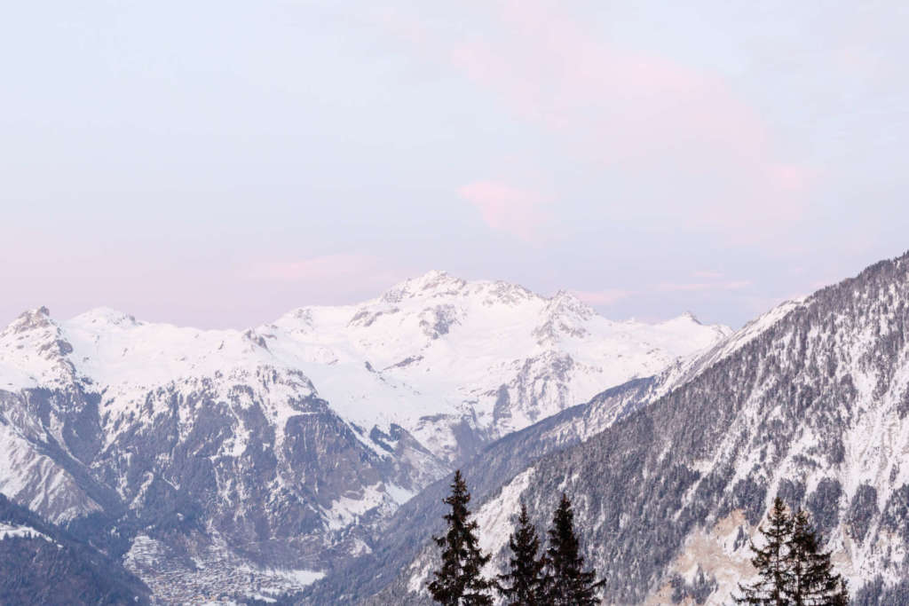Winter wedding - Alps