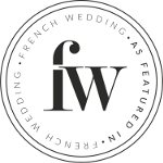 Badge French Wedding Style blog